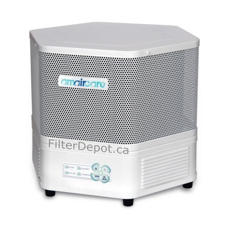 Amaircare 2500 Easy-Twist Air Purifier White