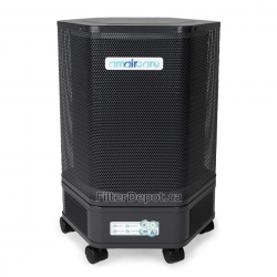 Amaircare 3000 Easy-Twist Air Purifier Slate