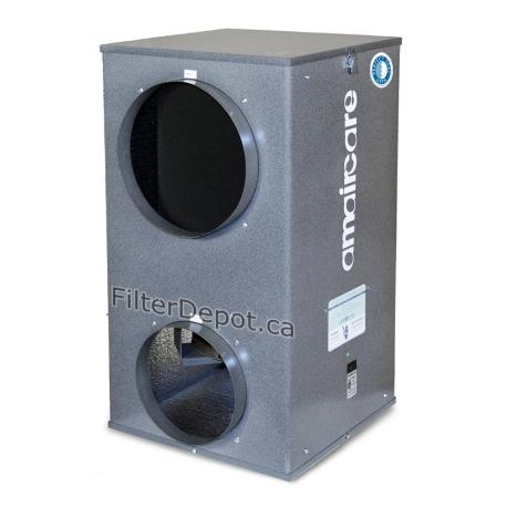 Amaircare AirWash Whisper 675 (AWW675) Central Air Purifier