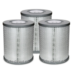 Amaircare 10000 Easy-Twist TriHEPA True HEPA Filter