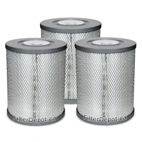 Amaircare 10000 TriHEPA True HEPA Filter