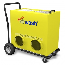 Amaircare 7500 AirWash Cart Mounted Air Purifier