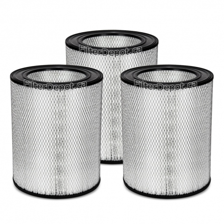 Amaircare 10000 TriHEPA Molded True HEPA Filter