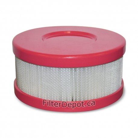 Amaircare 90-A-04PK-SO Snap-On HEPA Filter Pink for Roomaid Mini