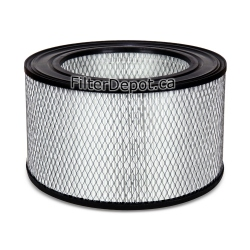 Amaircare 90-A-08NA-MO 8-inch Molded HEPA Filter for Amaircare 2500