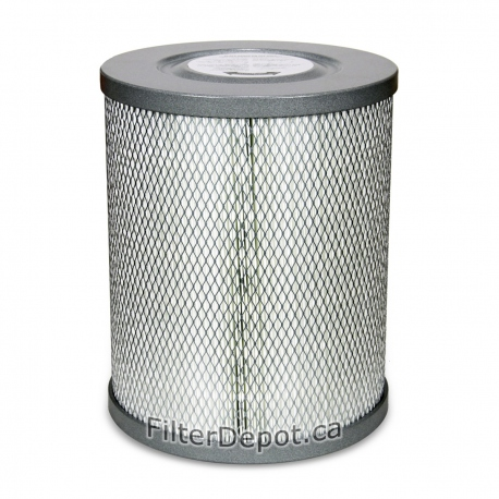 Amaircare 90‐A‐16ME‐ET 16-inch Easy-Twist HEPA Filter