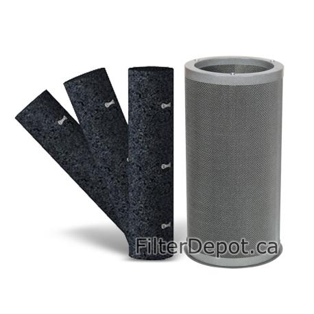 Amaircare 93-A-16SP05-ET 16-inch Super Plus Filter Kit