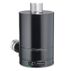 AirPura C600DLXW Central Air Purifier for Heavy VOCs