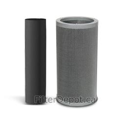 Amaircare 93‐A‐16PL02‐ET Plus Annual Filter Kit with 100% Carbon VOC Canister