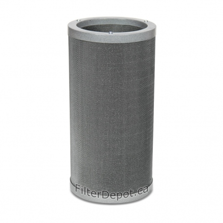 Amaircare 94-A-1602-MO 16-inch Molded 100% Carbon VOC Canister