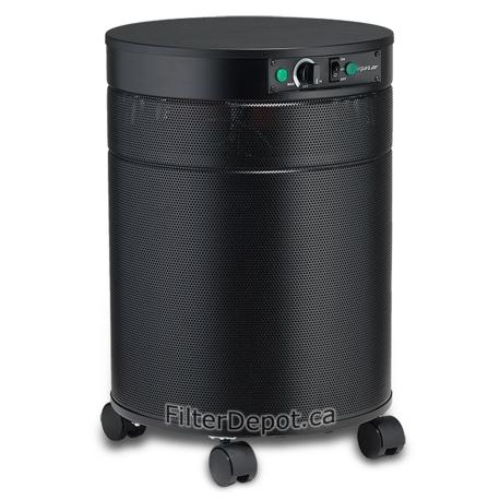 AirPura UV600 Air Purifier Black