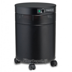 AirPura C600DLX Heavy Duty VOC Air Purifier Black
