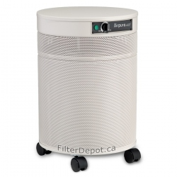 AirPura T600 Cigarette Smoke Air Purifier Cream