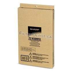 Sharp FZ-K50HFU (FZK50HFU) HEPA Filter