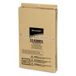 Sharp FZ-K50DFU (FZK50DFU) Carbon Filter Carton