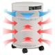 AirPura UV600 Air Purifier Air Flow Diagram