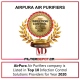 AirPura in Top 10 Infection Control Solution Provider