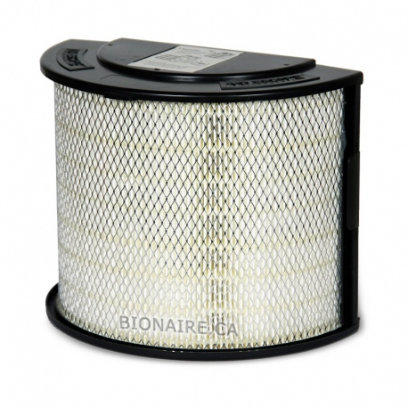 how to clean a bionaire air filter