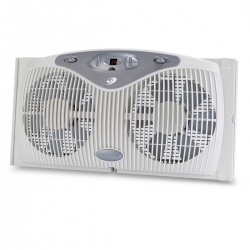 Bionaire BW2100B Twin Window Fan