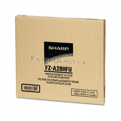 Sharp FZ-A28HFU (FZA28HFU) Replacement HEPA Filter