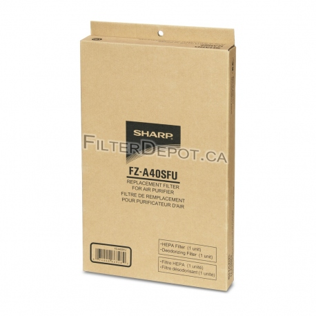 Sharp FZ-A40SFU (FZA40SFU) Air Filter