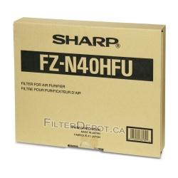 Sharp FZ-N40HFU (FZN40HFU) Air Filter