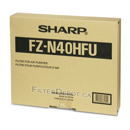 Sharp FZ-N40HFU (FZN40HFU) Air Filter