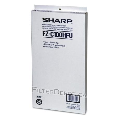 Sharp FZ-C100HFU (FZC100HFU) Replacement HEPA Filter