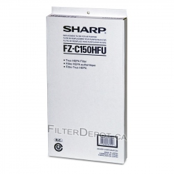 Sharp FZ-C150HFU (FZC150HFU) Replacement HEPA Filter