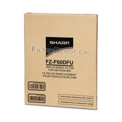 Sharp FZ-F60DFU (FZF60DFU) Carbon Filter