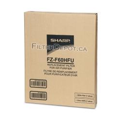 Sharp FZ-F60HFU (FZF60HFU) HEPA Filter