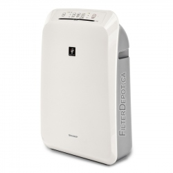 Sharp FP-F50UW (FPF50UW) Plasmacluster Air Purifier