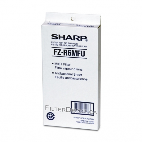 Sharp FZ-R6MFU (FZR6MFU) Humidifying Filter