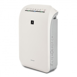 Sharp FP-F60UW (FPF60UW) Plasmacluster Air Purifier