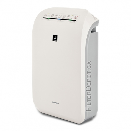 Sharp FP-F60UW (FPF60UW) Plasmacluster Ion Air Purifier