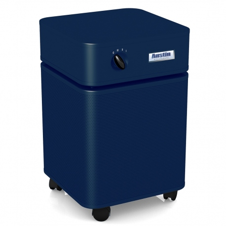 Austin Air HM410 Pet Machine Air Purifier Midnight Blue