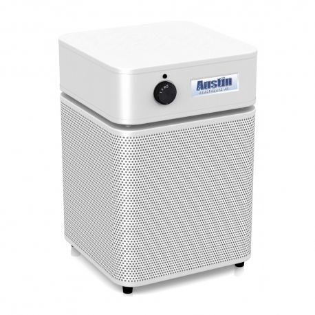 Austin Air Allergy Machine Junior HM205 Air Purifier White