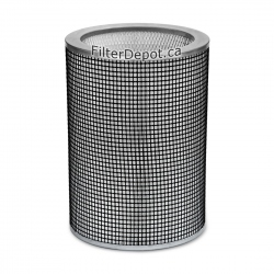 AirPura 2-inch Super HEPA Filter with Titanium Coating
