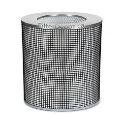 AirPura I600 HEPA Filter with Metal Caps