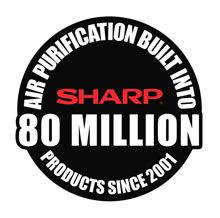 Sharp FP-K50UW Plasmacluster Ion Wordwide