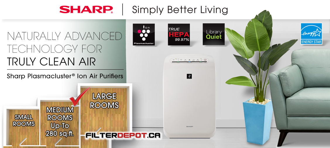 Sharp FP-F60UW - Simply Better Living