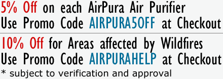 Airpura Air Purifiers Promotions