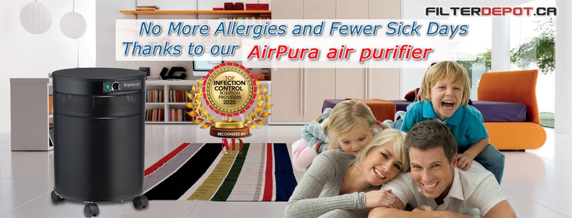 AirPura Air Purifiers and Filters at FilterDepot.ca