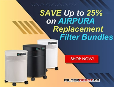 Save Big on AirPura Replacement Filter Bundles